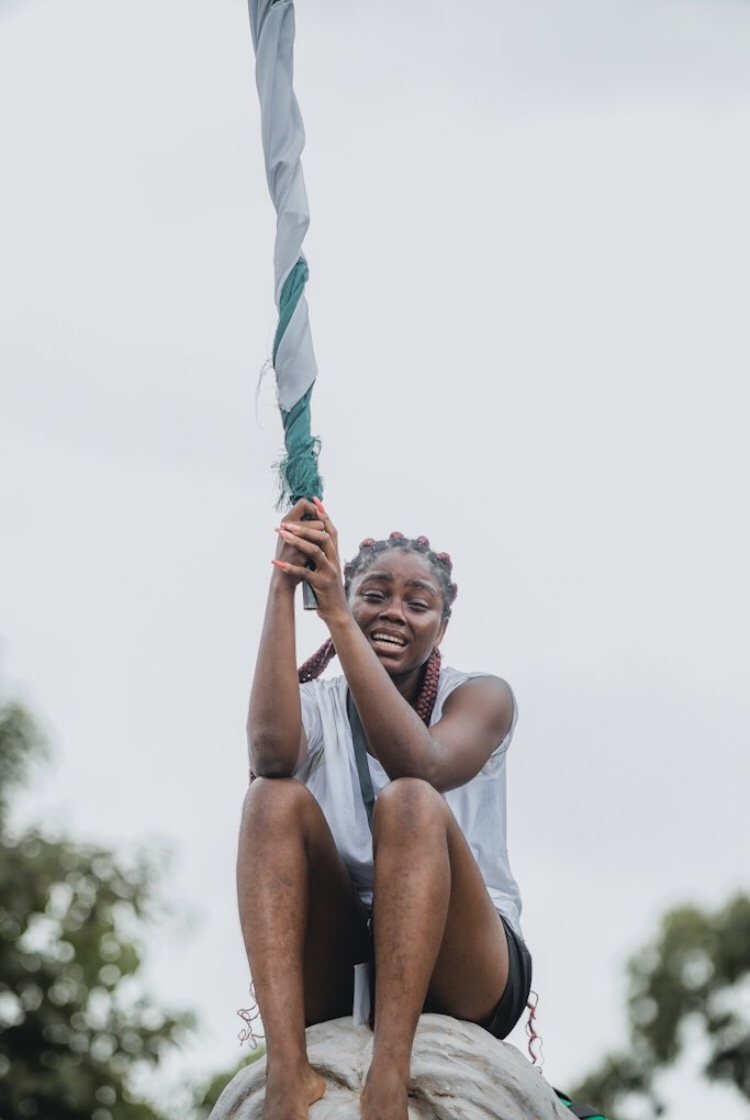 WHY THE FLAG WON'T FLY: THE ENDSARS PROTEST II